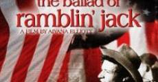 Película The Ballad of Ramblin' Jack