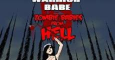 The Biker Warrior Babe vs. The Zombie Babies from Hell (2014)