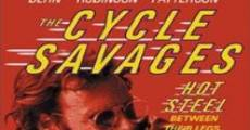 Ver película The Cycle Savages