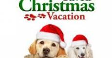 Filme completo The Dog Who Saved Christmas Vacation