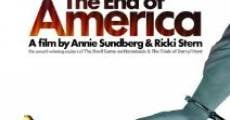 Película The End of America