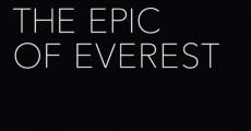 Película The Epic of Everest