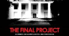 The Final Project (2015) stream
