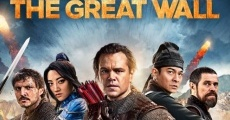 Filme completo The Great Wall
