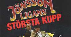 Ver película The Jönsson Gang's Greatest Robbery