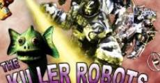 The Killer Robots and the Battle for the Cosmic Potato (2009)