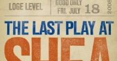 Filme completo The Last Play at Shea