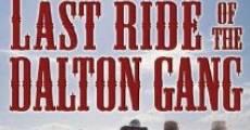 Ver película The Last Ride of the Dalton Gang