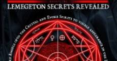 Película The Magick of Solomon: Lemegeton Secrets Revealed 2010 Edition