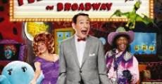 Película The Pee-Wee Herman Show on Broadway