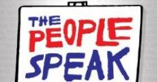 Película The People Speak