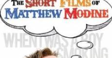 Película The Short Films of Matthew Modine