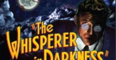 Película The Whisperer in Darkness