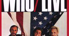 The Who Live, Featuring the Rock Opera Tommy