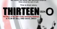 Película Thirteen and O: The Story of the 1981 Canton McKinley Bulldogs
