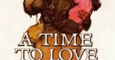 Película Tiempo de amar, tiempo de morir