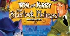 Película Tom y Jerry conocen a Sherlock Holmes