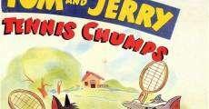 Ver película Tom y Jerry: El gran juego de tenis