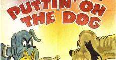 Película Tom y Jerry: Suplantando a un perro