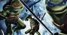 Película Tortugas Ninja jóvenes mutantes