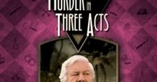 Película Tragedia en tres actos