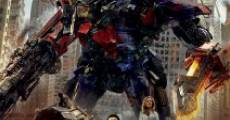 Transformers: Dark of the Moon film complet