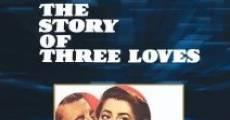 Filme completo A História de Três Amores