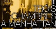 Película Tres habitaciones en Manhattan