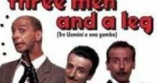 Tre Uomini E Una Gamba Full Movie 1997 Watch Online Free Fulltv