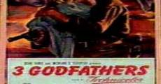 Filme completo The Three Godfathers