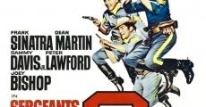 Película Tres sargentos
