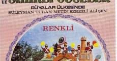 Película Turkish The Wizard of Oz