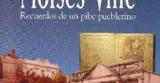 Película Un amor en Moisés Ville