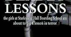 Película Un asesino en las aulas