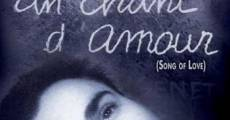 Un chant d'amour streaming