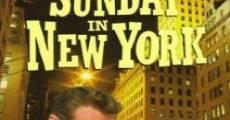 Película Un domingo en Nueva York