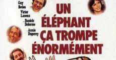 Película Un elefante se equivoca enormemente