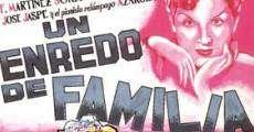 Película Un enredo de familia