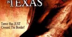 Película Un hombre lobo mexicano en Texas