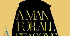 Película Un hombre para la eternidad