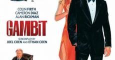 Filme completo Un plan perfecto (Gambit)