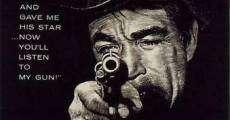 Película Un revólver solitario
