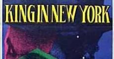 Película Un rey en Nueva York