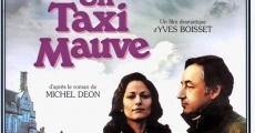 Película Un taxi malva