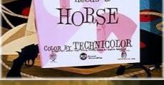 Película Un vaquero necesita un caballo