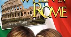 Película Un verano en Roma