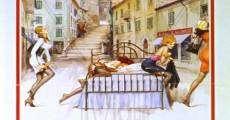 Película Una cama en la plaza