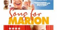 Película Una canción para Marion