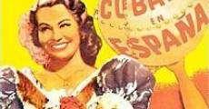 Película Una cubana en España