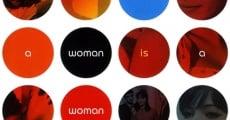 Película Una mujer es una mujer